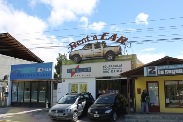 Calafate Car Rental