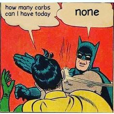 batman carbs